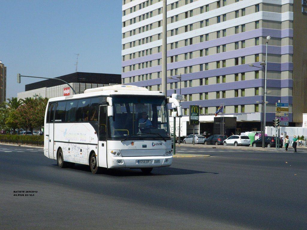 Transporte metropolitano en Valencia