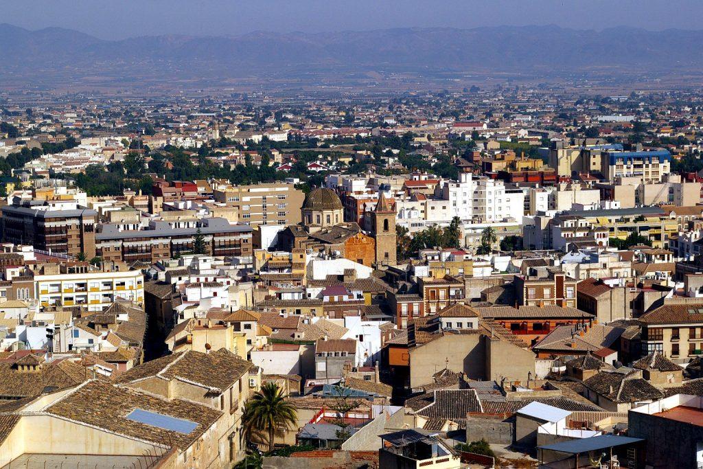 Transporte urbano en Lorca